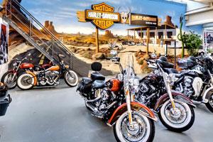 Harley Davidson Hamburg Nord